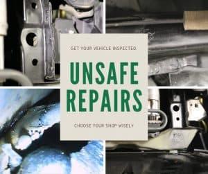 Post-Repair Inspection